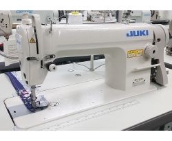 Single Needle Lock Stitch Machine