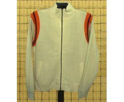 Fleece Pullover Zip Front
