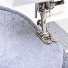 Stitching Setup- Flat Lock Machine