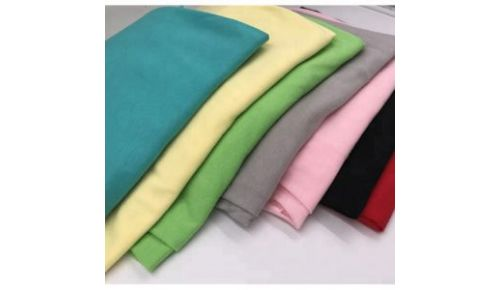 Polyester Cotton Knitted Dyed Fabric